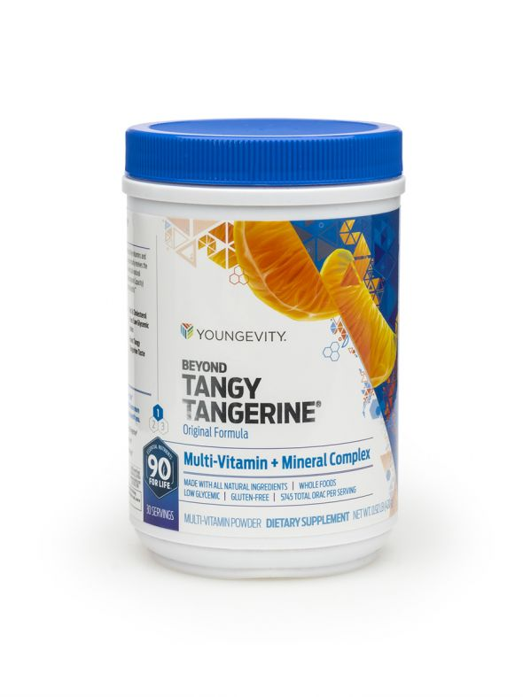 Beyond Tangy Tangerine® - 420 G Canister